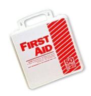 Medique 807P50P 50-Person Plastic First Aid Kit