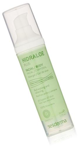 Sesderma Hidraloe Plus Aloe Gel, 1.7 oz.