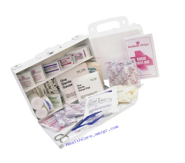 Medique 818M25P 25-Person Metal First Aid Kit