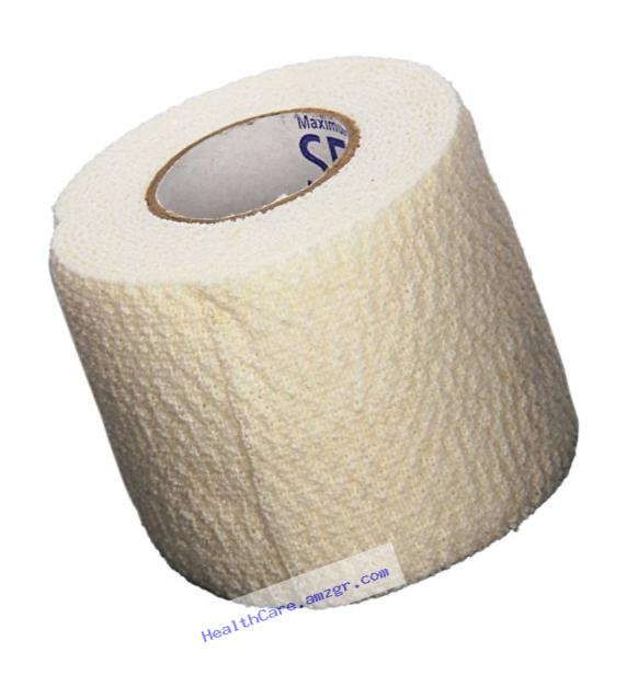 SeflGrip First Aid Support Bandage, White, 2 Inch